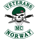 Logos veterans mc norway